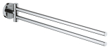 Essentials Towel bar 40371 001