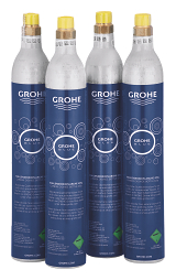 GROHE Blue Starter kit 425 g CO2 bottles (4 pieces) 40422 000