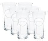 GROHE Blue Water glasses (6 pieces) 40437 000