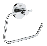 Essentials Toilet roll holder 40689 001