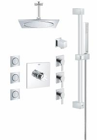 Square THM Custom Shower Kit 117163