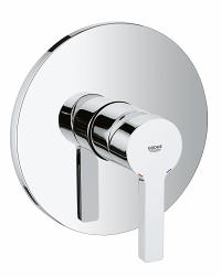 Lineare Single-lever shower mixer 19296000