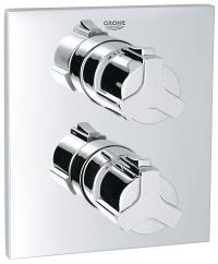Allure Thermostatic shower mixer 19380000