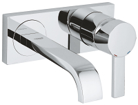 Allure 2-hole basin mixer S-Size 1930900D