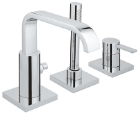 Allure Roman tub filler with personal hand shower 19302000