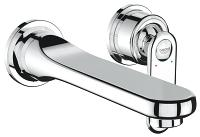 Veris Single-Hole Two-Handle Bathroom Faucet 19343000