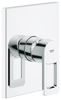 Quadra Single-lever shower mixer 19455000