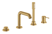 GROHE Essence 4-hole bath combination 19578GN1