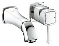 Grandera Two-hole basin mixer S-Size 19929000