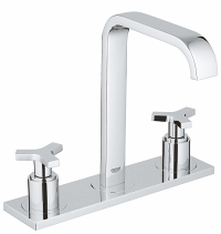 Allure 3-hole basin mixer M-Size 20143000