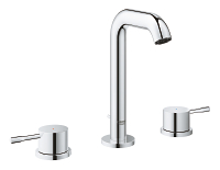 "Essence Three-hole basin mixer 1/2"" M-Size 20296001"