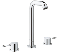 Essence Three-hole basin mixer L-Size 20299001