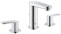 "Europlus Three-hole basin mixer 1/2"" S-Size 20301000"