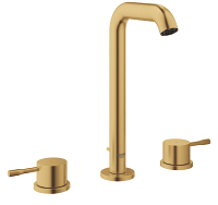 "Essence 8"" Widespread Two-Handle Bathroom Faucet L-Size 20431GNA"