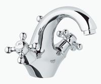 Sinfonia Single-hole basin mixer 21012000