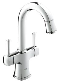 "Grandera Two-handle basin mixer, 1/2"" L-Size 21107000"