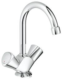 "Costa S One-hole basin mixer, 1/2"" 21338001"