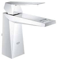 "Allure Brilliant Single-lever basin mixer 1/2"" M-Size 23029000"