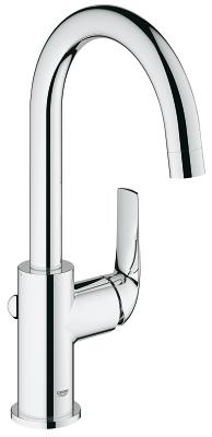 GROHE BauCurve Single-lever basin mixer 23090000