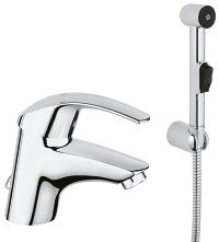 Eurosmart Single-lever basin mixer S-Size 23124000