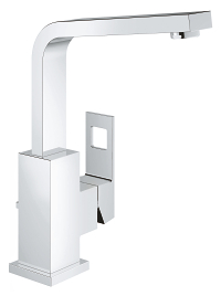 "Eurocube Single-lever basin mixer 1/2"" L-Size 23184000"