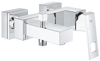 "Eurocube Single-lever bath mixer 1/2"" 23140000"