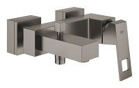 "Eurocube Single-lever bath mixer 1/2"" 23140AL0"