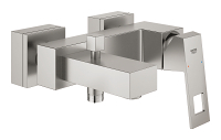 "Eurocube Single-lever bath mixer 1/2"" 23140DC0"