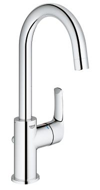 "Eurosmart Single-lever basin mixer 1/2"" L-Size 23537002"