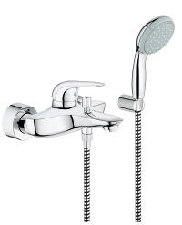 Eurostyle Single-lever bath/shower mixer 23729003