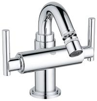 Atrio Single-hole bidet mixer M-Size 24026000
