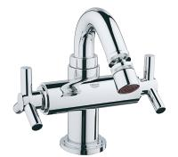 "Atrio Single-hole bidet mixer 1/2"" M-Size 24027000"