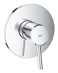 Concetto Single-lever shower mixer trim 24053001