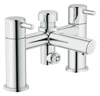"Concetto Two-handled bath/shower mixer ½"" 25109000"