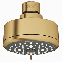 Tempesta Cosmopolitan 100 Shower Head 4 Sprays 26043GN1