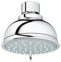 New Tempesta Rustic 100 Shower Head 2 sprays 26080000