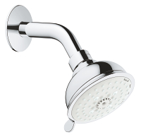 Tempesta Rustic 100 Head shower set 4 sprays 26089001