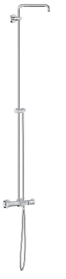 Euphoria System Shower System with Bath Thermostat for Wall Mount 26490000