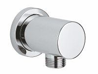 "Rainshower Shower outlet elbow, 1/2"" 27057000"