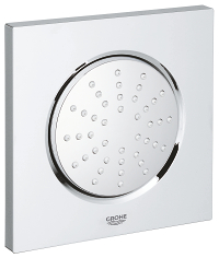 "Rainshower F-Series 5"" Side shower 1 spray 27251000"