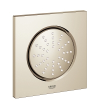 "Rainshower F-Series 5"" Side shower 1 spray 27251BE0"