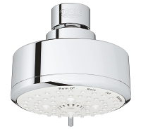 Tempesta Cosmopolitan 100 Head shower 4 sprays 27591001
