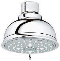 Tempesta Rustic 100 Head shower 4 sprays 27610000