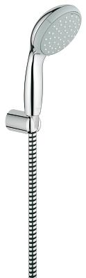 New Tempesta 100 Set de douche avec support mural et 2 jets 2780300E