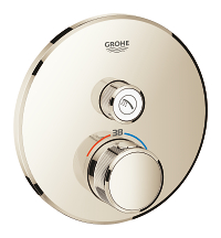 Grohtherm SmartControl Thermostat for concealed installation with one valve 29118BE0