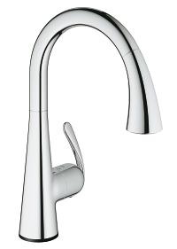 "Zedra Touch Electronic single-lever sink mixer 1/2"" 30219001"