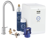 GROHE Blue Mono Chilled and Sparkling Стартовый комплект 31302DC1