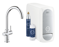 GROHE Blue Home C-spout Starter kit 31455000