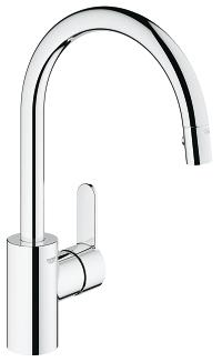 "Eurostyle Cosmopolitan Single-lever sink mixer 1/2"" 31482002"