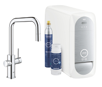 GROHE Blue Home U-spout Starter kit 31543000